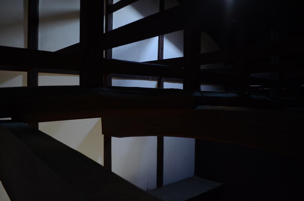 1階 和六畳 (ハシリニワ/土間)1