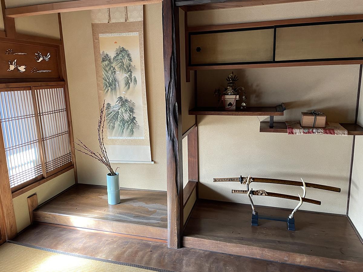 1階 和八畳 (ザシキ)3